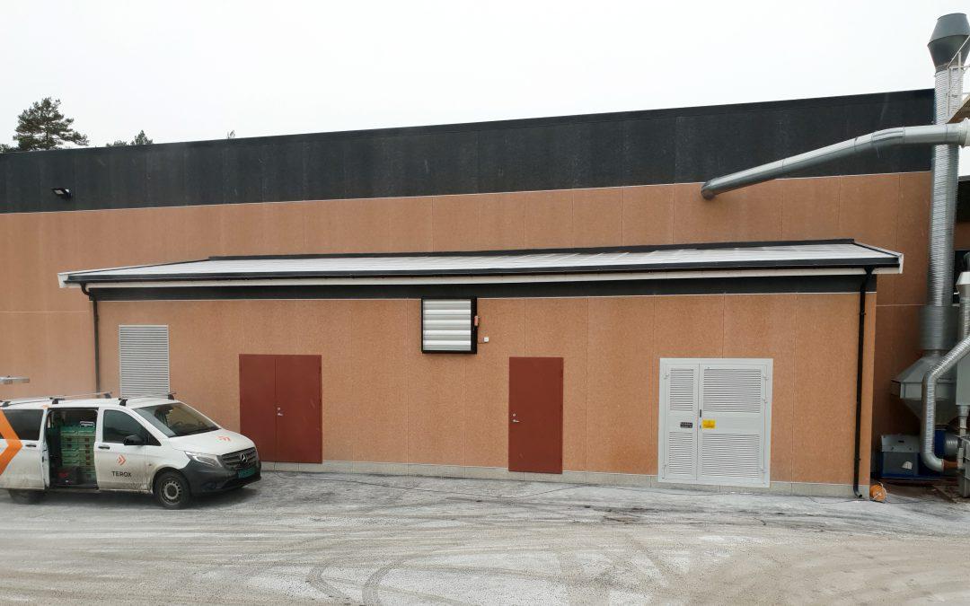 Industribygg Steinsholt